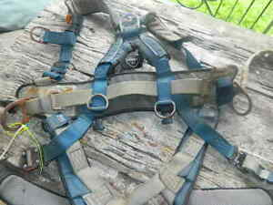Dbi Sala Exo fit Harness Size Small Dec 2014