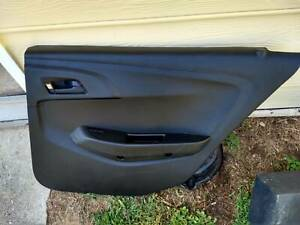 2013 Chevy Caprice Rear Door Panel New Police Take Off s Pair Right left