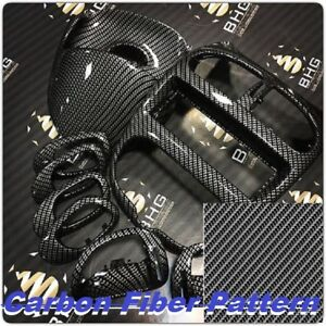 0 5m 20m Water Transfer Printing Film hydrographic Us Carbon Fiber Pattern Kit
