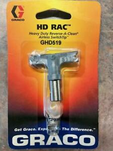 Graco Tips Hd Rac Ghd519