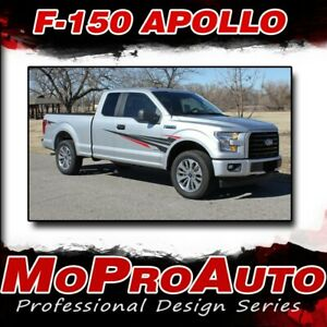 2015 2019 Ford F 150 Side Fender Apollo Door Vinyl Graphic Decal 3m Stripes