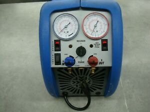 Promax Model Rg5410a Recovery Machine