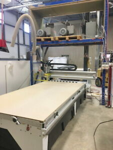 2014 Thermwood Cs43 510 Cnc Router