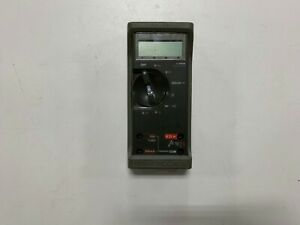 Genuine Fluke 77 Digital Multimeter With Case