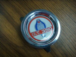 Nos 1965 1966 Ford Magnum 500 Gt 350 Shelby Center Cap S2ms1130 b
