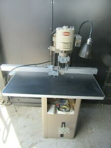 Challenge Paper Drill Single Spindle Drill Press