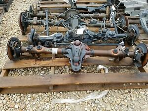 1996 2000 Ford Explorer Rear Axle Assembly 3 55 Ratio 110k Miles Oem Lkq