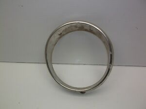 1965 65 Falcon Ranchero Headlight Bezel Lh Driver S Side