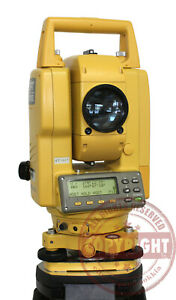 Topcon Gpt 2005 Prismless Surveying Total Station sokkia trimble leica nikon