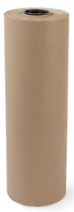 Paper Roll Brown Kraft Wrapping Sheets Packing Shipping Unique New Durable