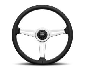 Momo Racing Retro Series Steering Wheel Ret36bk2s