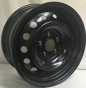New 16 5 Lug Steel Wheel Fits Nissan Altima Rim We09526n