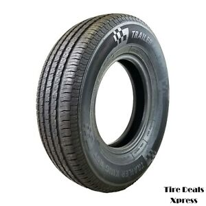 2 Two New St215 75r14 Trailer King Rst Premium Trailer Tire 2157514 Pn Rst38