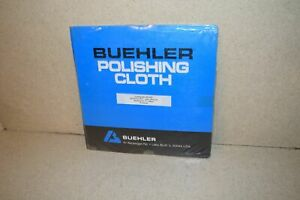 Buehler Polishing Cloth Cat 40 7222 Microcloth W Adhesive Backing For 12 16r