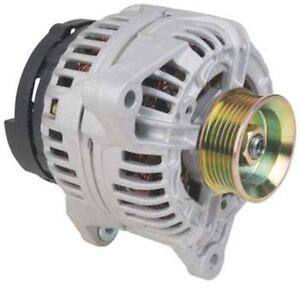High Output 200 Amp New Alternator For Audi A4 Vw Passat L4 1 8l