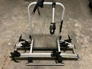 Used Bmw E70 E71 X5 And X6 Series Rear Mounted Bicycle Carrier Part 82710443424