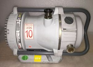 Boc Edwards Xds10 Oil Less Scroll Vacuum Pump Xds10 3 4 Month Warranty