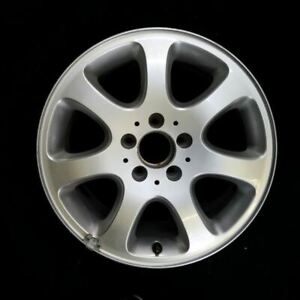 16 Inch Mercedes Clk320 2003 2004 Clk Rear Oem Factory Alloy Wheel Rim 65287