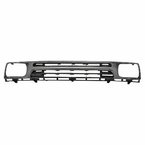 New For Toyota Pickup Front Grille Fits 1992 1995 To1200147 5311135060