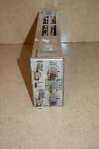 Tektronix 7a18 Dual Trace Amplifier tp608