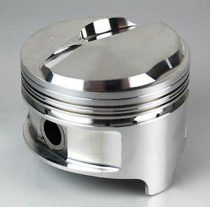 Pistons Forged Flat 4 375 In Bore Chevy 7 4l Set Of 8