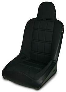 Bucket Seat And Bench Seats Nomad W Fixed Headrest Black W Black Center