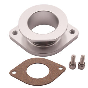 Billet Aluminium Bov Bypass Adapter Flange For Greddy Type S Rs To Hks Ssqv Blow
