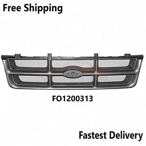 New For Ford Ranger Front Grille Fits 1993 1994 Fo1200313 F37z8200g 2 door