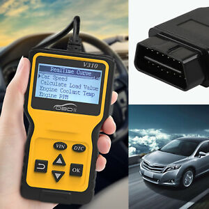 Universal Car Obd2 Code Reader Scanner Auto Engine Analyzer Diagnostic Scan Tool