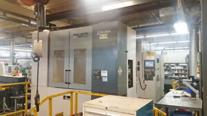 2008 Okuma Ma 600hb Cnc Horizontal Machining Center Hmc