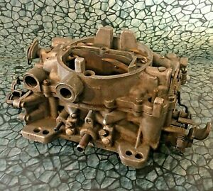 1966 Mopar 383 440 Auto Carter Afb Carburetor 4131 S J5 Mechanical Carb