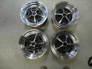14 x 6 Magnum 500 4 3 4 Spacing Fits Gm Good Condition