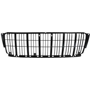 New For Jeep Grand Cherokee Fits 99 03 Front Grille Insert Black Ch1200222
