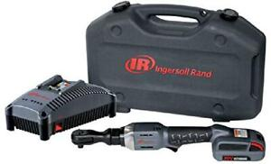 Ingersoll Rand R3150 k12 Cordless Ratchet With 1 Li on Battery Charger And Case