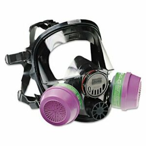 North Safety Full facepiece Respirator Mask Medium large nsp760008a