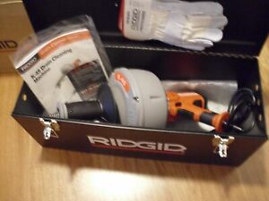 Ridgid Tool Company 36013 K 45 1 Drain Cleaning Machine With Slide Action Chuck