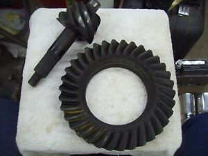 Ford 9 Inch Ring And Pinion Richmond Gear 69 0067 Used Set