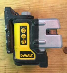 Dewalt Dw089k Level 3 Beam Line Laser Red Beams Full Kit Dw089