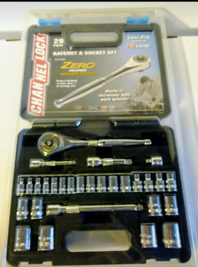 Channel Lock Ratchet Socket Set 29 Piece