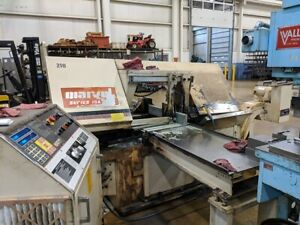 Used Marvel 15a pc Band Saw _obo