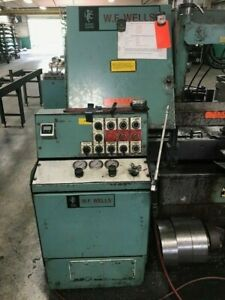 Used W f Wells F 16 2 Band Saw