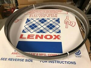 Bi Metal Band Saw Blades M42 Lenox 18ft X 1 1 2 X 2 3 Contestor Gt _cut To Size