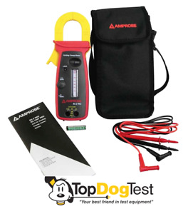 Amprobe Rs 3 Pro 600vac 300a Ac Analog Clamp Meter Cat Iv Rated