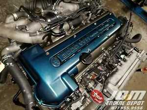 Toyota Supra Twin Turbo Engine In Stock, Ready To Ship   WV Classic