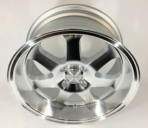 Ryver Wheels Si Machined Face 16x8 4x100