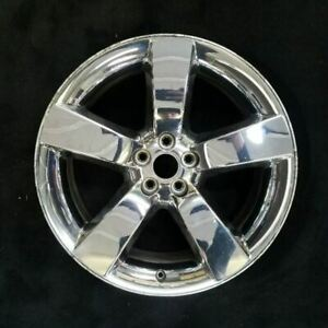 20 Inch Chrome Dodge Charger 2007 2009 2010 Oem Factory Original Wheel Rim 2296