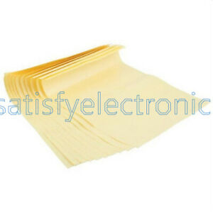 10 50 100pcs A4 Heat Toner Transfer Thermal Paper For Pcb Prototype Board New