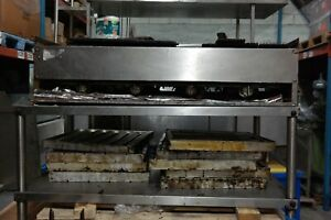 Gas Grill Stainless Steel For Commercial Kitchen