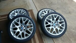 Bmw Bbs Style 197 Staggered Wheel Set