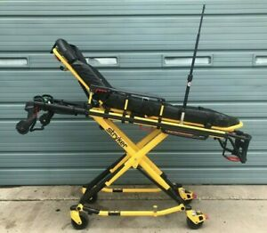 2013 Stryker Performance Pro 6086 700lb Capacity Ambulance Stretcher Cot Gurney